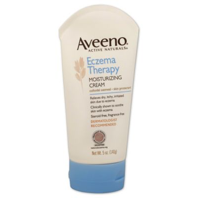 Aveeno® 5 oz. Eczema Therapy Moisturizing Cream