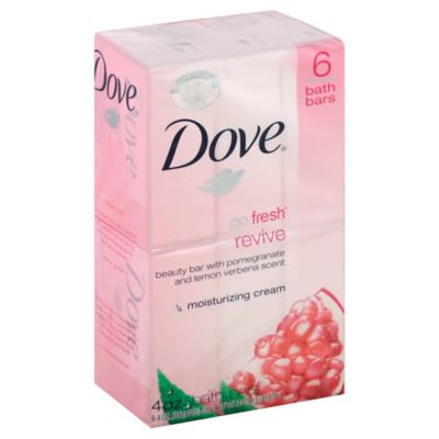 Dove® 6-Count 4 oz. Go Fresh Revive Beauty Bar