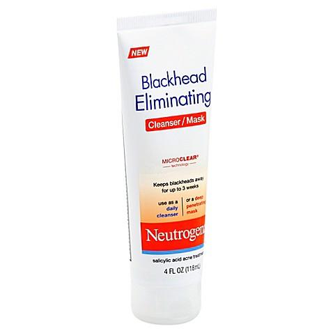 Buy Neutrogena 174 4 Oz Blackhead Eliminating Cleanser Mask
