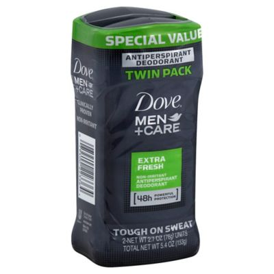 Dove® 2-Count 5.4 oz. Men+Care Deodorant in Extra Fresh