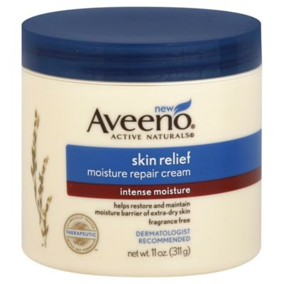 Aveeno® Active Naturals® 11 oz. Skin Relief Moisture Repair Cream