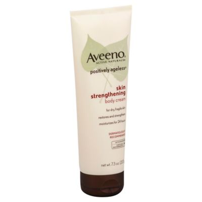Aveeno® Positively Ageless® 7.3 oz. Skin Strengthening Body Cream