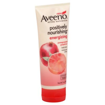 Aveeno® Positively Nourishing® 7 oz. Energizing Body Lotion