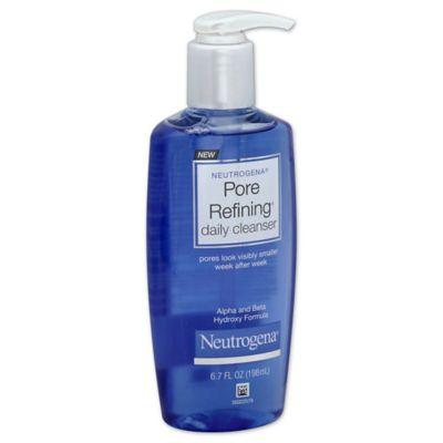 Neutrogena® 6.7 oz. Pore Refining Daily Cleanser