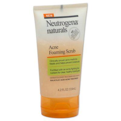 Neutrogena Foaming Scrub