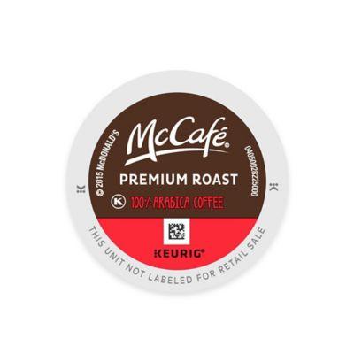 Keurig® K-Cup® Pack 18-Count McCafé™ Premium Roast Coffee