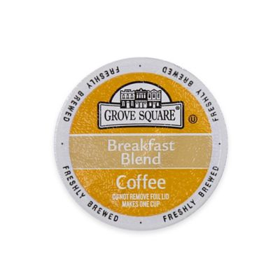 24-Count Grove Square™ Breakfast Blend Coffee for Single Serve Coffee Makers