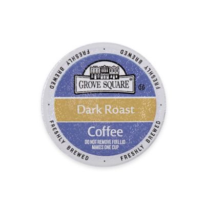 24-Count Grove Square™ Dark Roast Coffee for Single Serve Coffee Makers