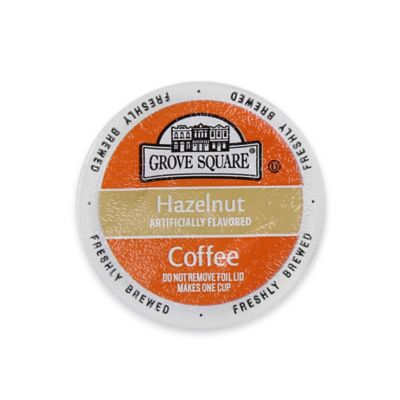 24-Count Grove Square™ Hazelnut Coffee for Single Serve Coffee Makers