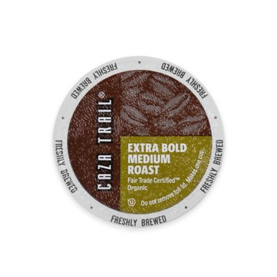 24-Count Caza Trail™ Extra Bold Medium Roast Coffee for Single Serve Coffee Makers