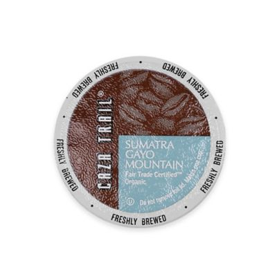 52-Count Caza Trail™ Sumatra Gayo Mountain Coffee for Single Serve Coffee Makers
