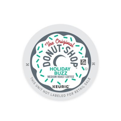 Keurig® K-Cup® Pack 18-Count The Original Donut Shop® Holiday Buzz Coffee