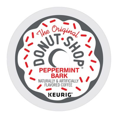 Keurig® K-Cup® Pack 18-Count The Original Donut Shop® Peppermint Bark Flavored Coffee