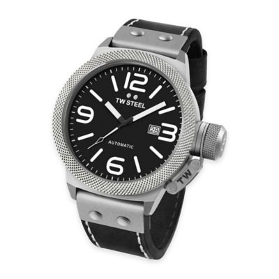 Black Canteen Watch