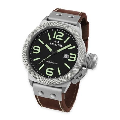 TW Steel Canteen Watch