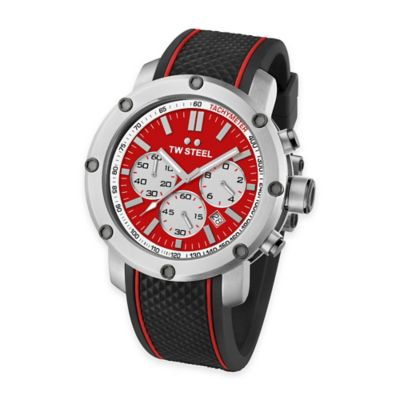 Water Resistant Chronograph Watch