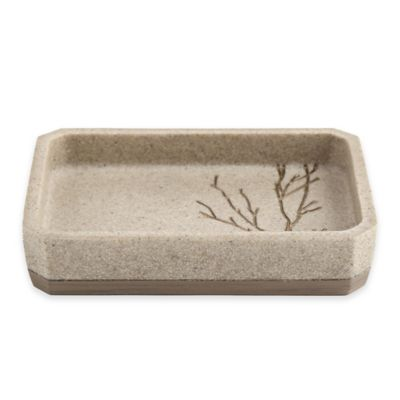 Taupe Soap Dish