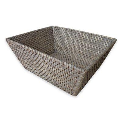 Natural Vanity Basket