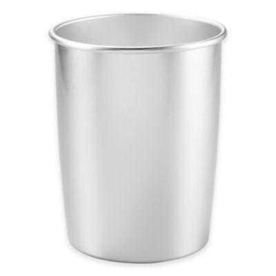 InterDesign® Alumina Wastebasket