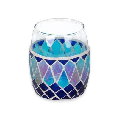 Blue Mosaics Bathroom Ensemble