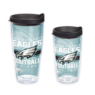 Tervis® NFL Philadelphia Eagles Gridiron 16 oz. Wrap Tumbler with Lid