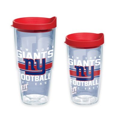 Tervis® NFL New York Giants Gridiron 16 oz. Wrap Tumbler with Lid