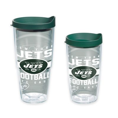 Tervis® NFL New York Jets Gridiron 16 oz. Wrap Tumbler with Lid