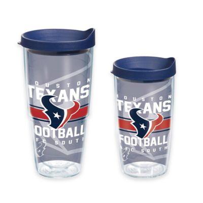 Tervis® NFL Houston Texans Gridiron 16 oz. Wrap Tumbler with Lid