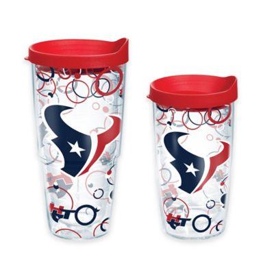 Tervis® NFL Houston Texans Bubble Up 16 oz. Wrap Tumbler with Lid