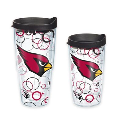 Tervis® NFL Arizona Cardinals Bubble Up 16 oz. Wrap Tumbler with Lid