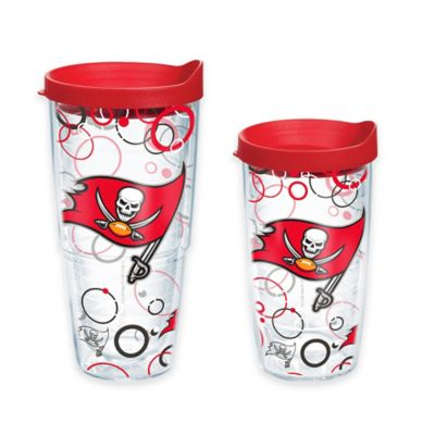 Tervis® NFL Tampa Bay Buccaneers Bubble Up 24 oz. Water Bottle with Lid