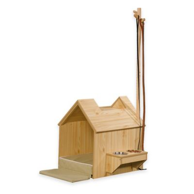 Sauder Inside Dog House