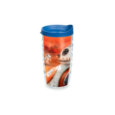 Tervis® Star Wars™ Episode VII–The Force Awakens BB-8 Wavy 10 oz. Tumbler with Lid