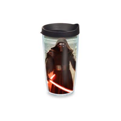 "Tervis® Star Wars™ ""Episode VII – The Force Awakens"" Kylo Ren 16 oz. Tumbler with Lid"