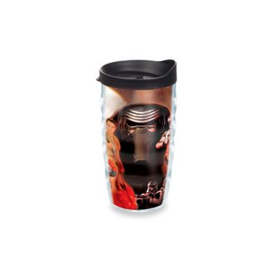"""Tervis® Star Wars™ """"Episode VII – The Force Awakens"""" Collage 10 oz. Wavy Tumbler with Lid"""