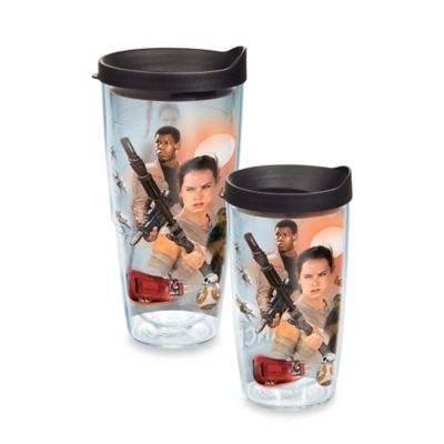 Tervis® Star Wars Episode VII - The Force Awakens Join the Resistance 16 oz. Wrap Tumbler w/Lid