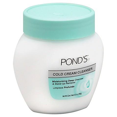 Pondu0026#39;su00ae 9.5 Oz. Cold Cream Cleanser Moisturizing Deep Cleanser U0026 Makeup Remover - Www ...