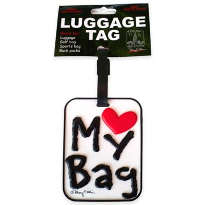 Strong Luggage Tags