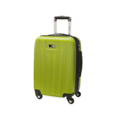 Skyway® Luggage Co. Nimbus 2.0 20-Inch 4-Wheel Carry On Spinner in Lime