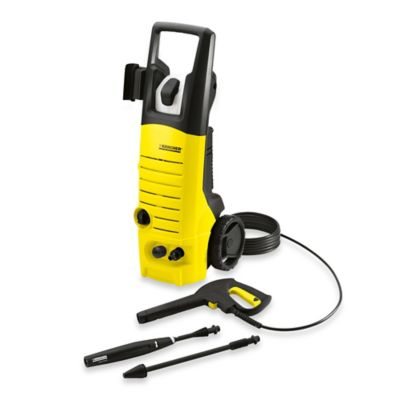 Karcher® K 3.450 Electric Pressure Washer in Yellow