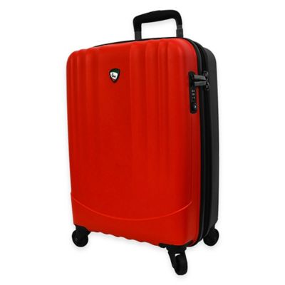 Hontus Polipropilene 28-Inch 4-Wheel Expandable Spinner in Red
