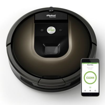 iRobot® Roomba® 980 Vacuum Cleaning Robot