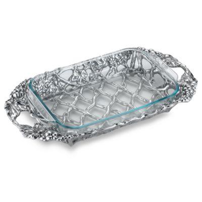 Arthur Court Designs 3-Quart Casserole Dish