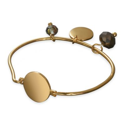 Waterford® Rebel Gold Coco Bangle Bracelet