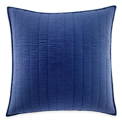 Nautica® Brindley European Pillow Sham in Navy