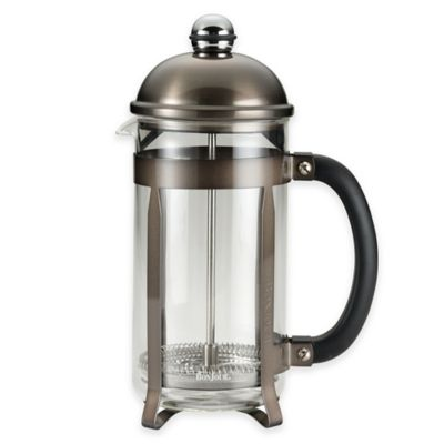 BonJour® 59935 8-Cup Maximus French Press in Graphite