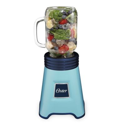 Oster® Fresh+Blend N Go™ Mason Jar Blender in Blue