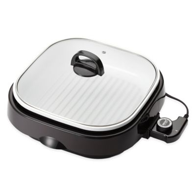 Aroma® 4 qt. 3-in-1 Grillet with Ceramic Coating