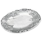 Arthur Court Designs Grape 14-Inch L x 10 1/2-Inch W Oval Platter