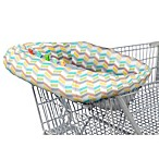 Kids II® Comfort & Harmony™ Reversible Cozy Cart Cover™ with Taggies™